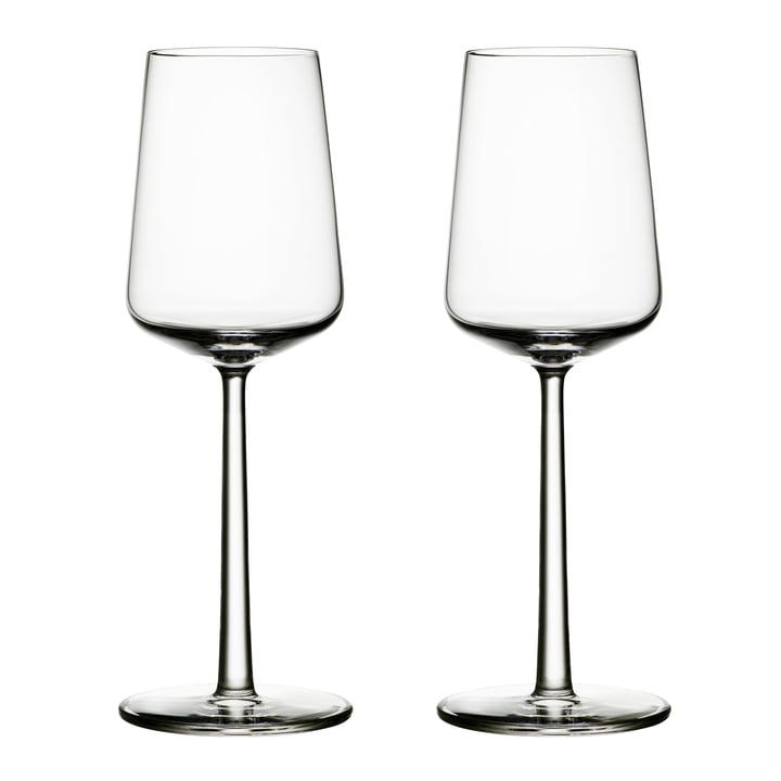 Essens hvidvin glas 33 cl (sæt 2) fra Iittala