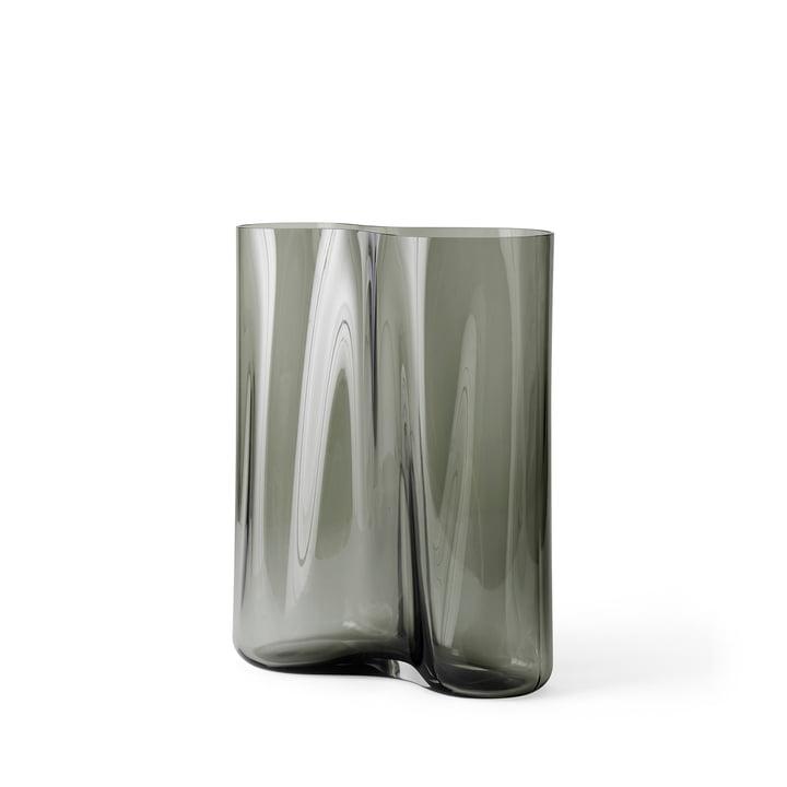 Aer Vase H 33 cm, røg fra Menu