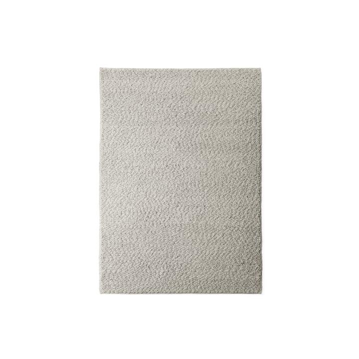 Grus tæppe, 170 x 200 cm, grå af Menu