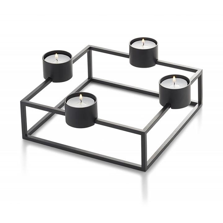 Cubo telysholder, sort af Philippi