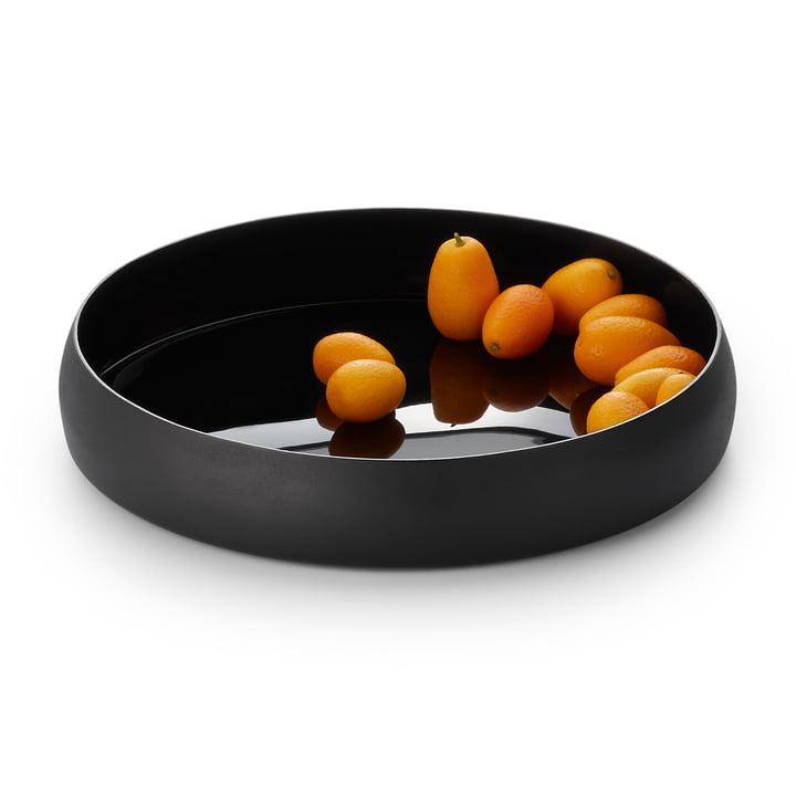 Negretto skål Ø 26 cm, sort af Philippi