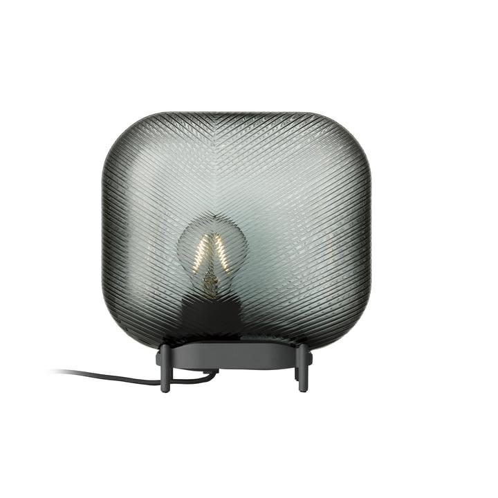 Virva bordlampe fra Iittala i mørkegrå
