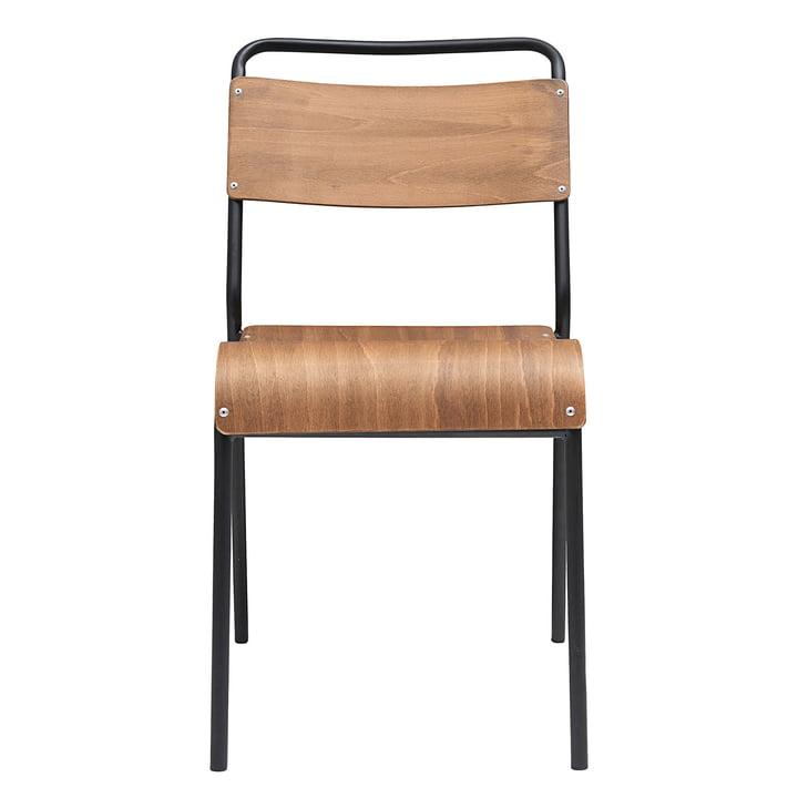 Original stol af House Doctor i brun