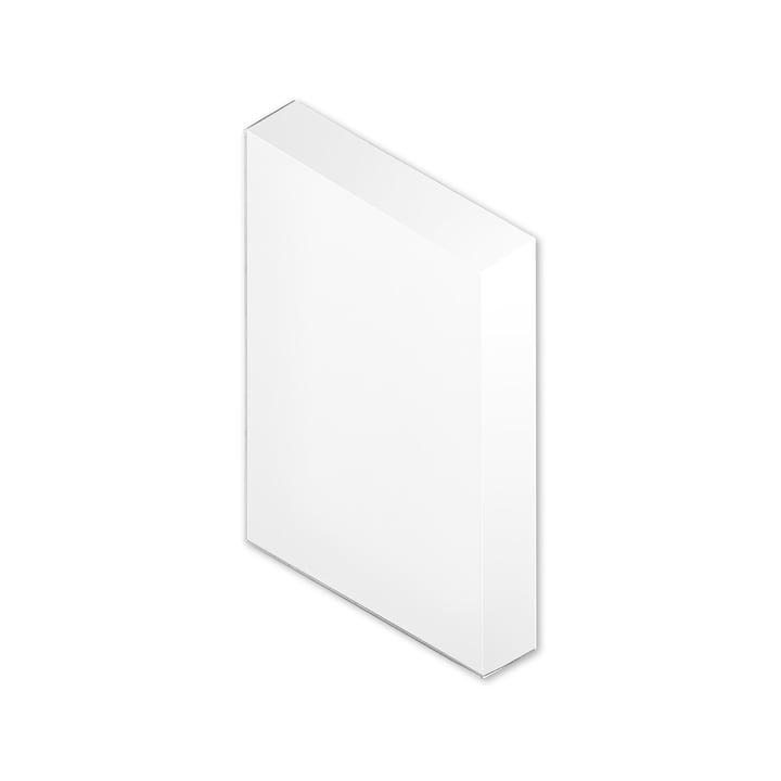 Facett spejl S 20 x 40 cm af Puik i sølv