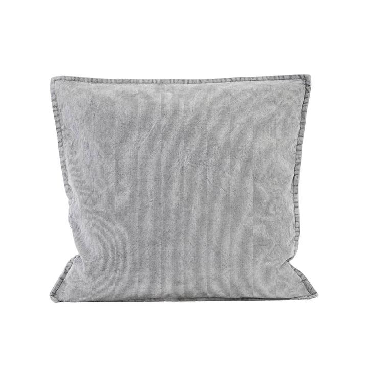 Cur Pillow Cover 50 x 50 cm af House Doctor i grå