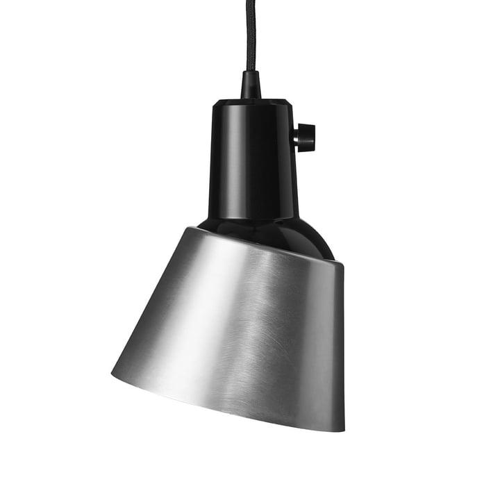 K831 pendellampe fra Midgard i aluminium (bly sort)