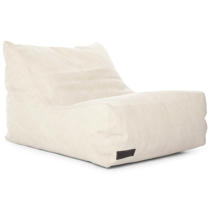 Club Lounge stol af Norr11 i lærred beige (002)