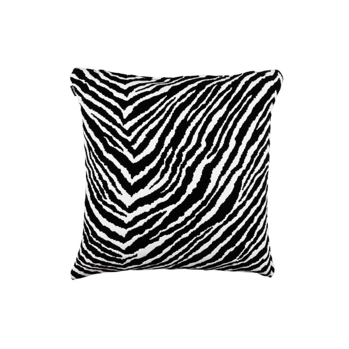 Zebra Pudebetræk 40 x 40 cm af Artek i sort / hvid