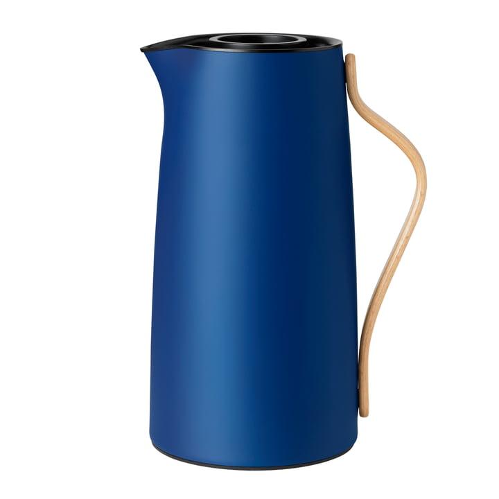 Emma kaffe kan 1,2 l fra Stelton i mørkeblå
