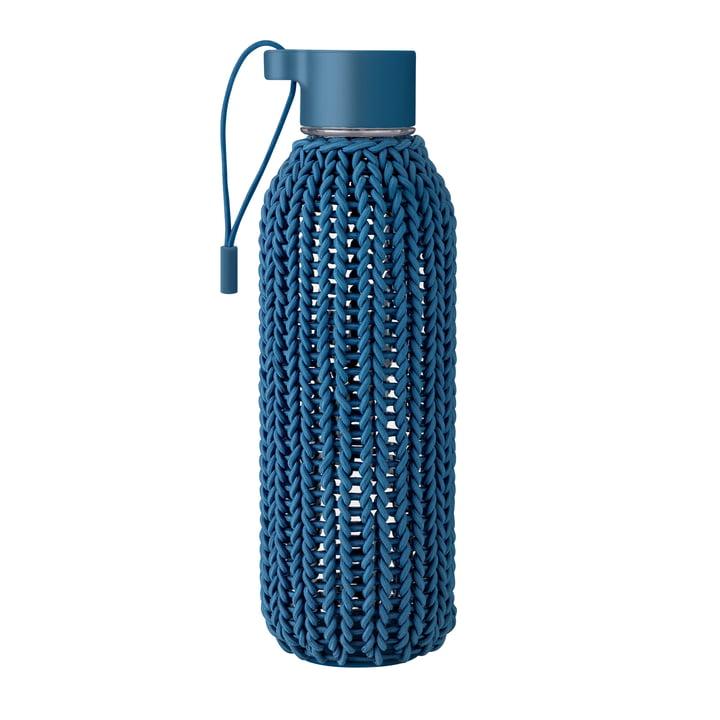 Catch-It drikkeflaske 0,6 l af Rig-Tig af Stelton i blå