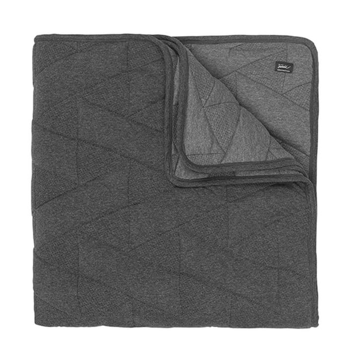 Finn Juhl Sengetæppe 260 x 220 cm af ArchitectMade i grå