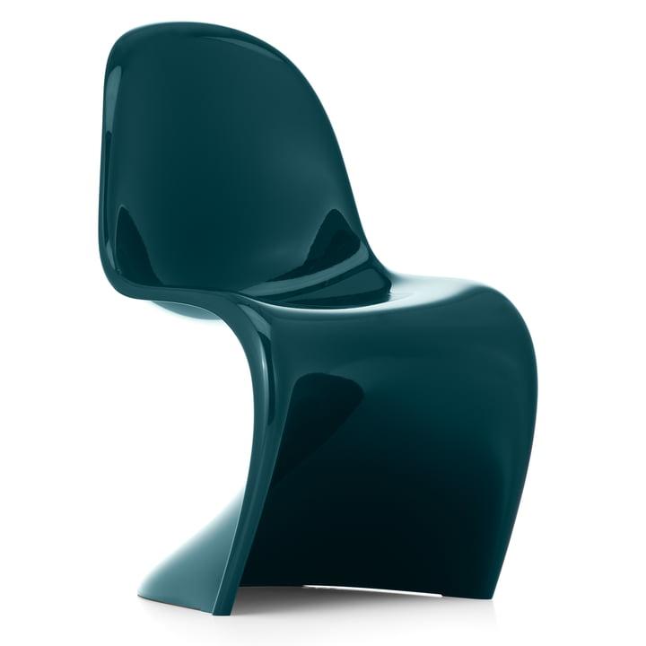 Panton Chair Classic af Vitra i benzin (Begrænset udgave)