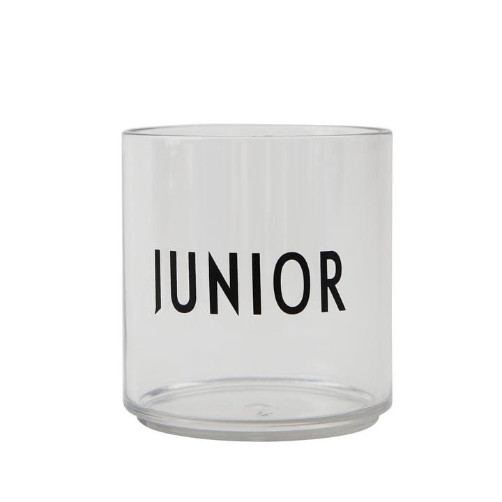AJ Kids Personal Drinking Glass Junior af Design Letters