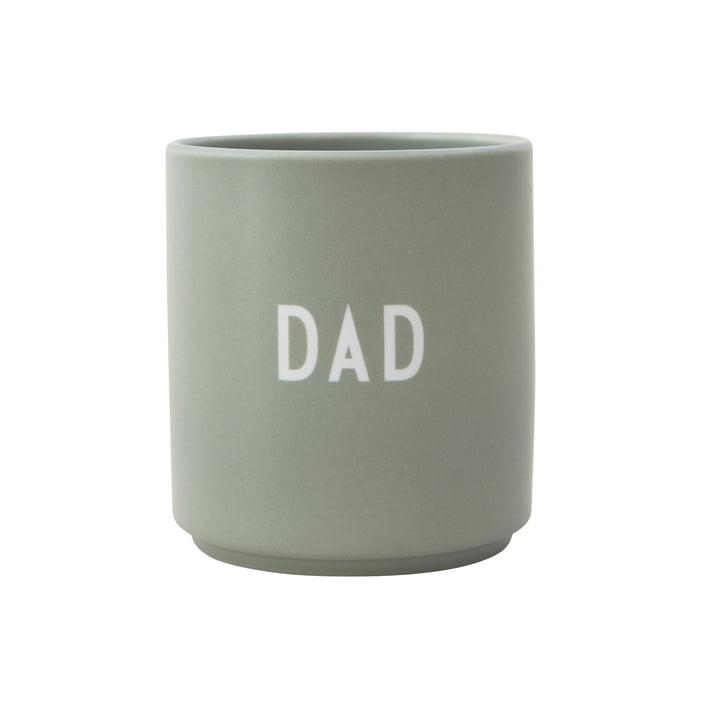 AJ Favourite porcelæns krus Far fra Design Letters