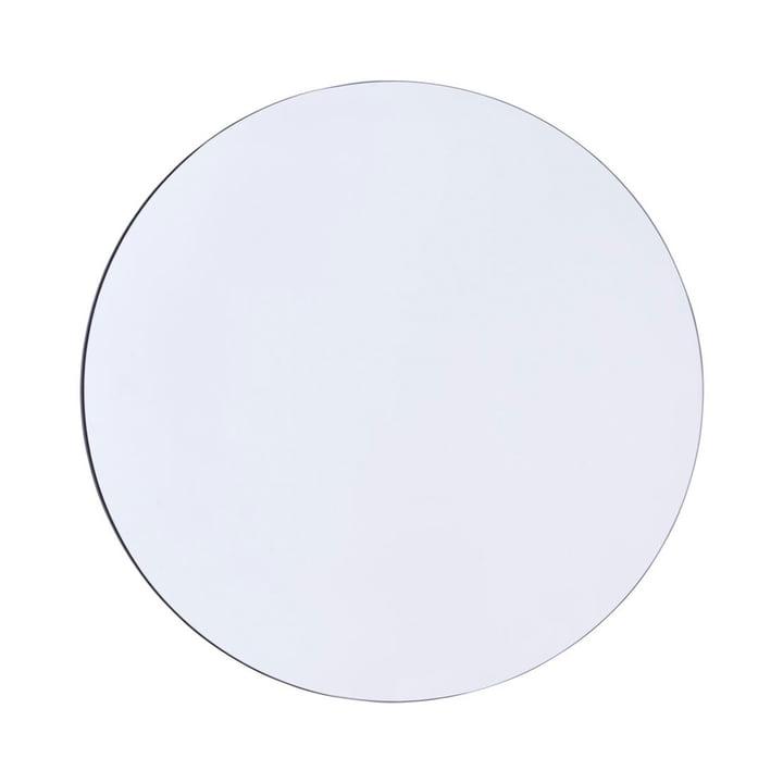 Vægge spejl Ø 110 cm af House Doctor i klar