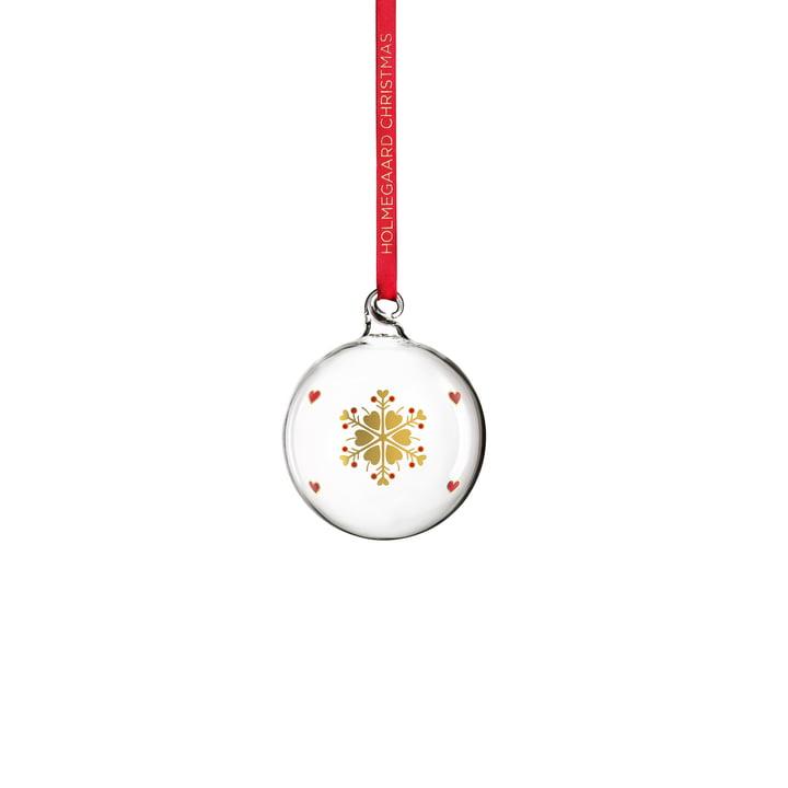 Julekugle 2019 fra Holmegaard