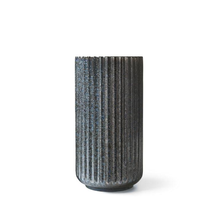 Radiance Vase H 15 cm af Lyngby Porcelæn i blå