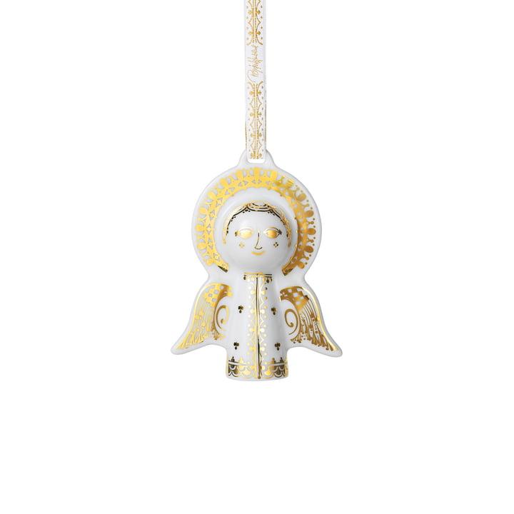 Juletræengel af Bjørn Wiinblad i guld