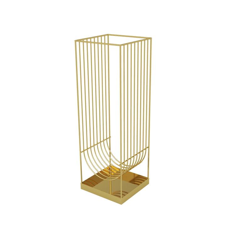 Curva paraply stativ fra AYTM i guld
