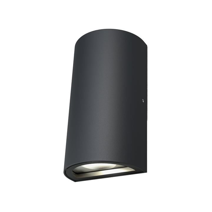 Endura Style UpDown LED udendørs væglampe, IP 44 / Varmhvid 3000 K, mørkegrå af Ledvance