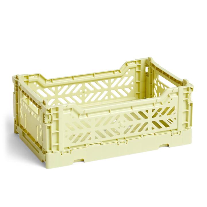 Colour Crate Basket S, 26,5 x 17 cm x Hay i kalk
