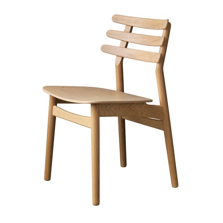 J48 Stol, matlakeret eg af FDB Møbler
