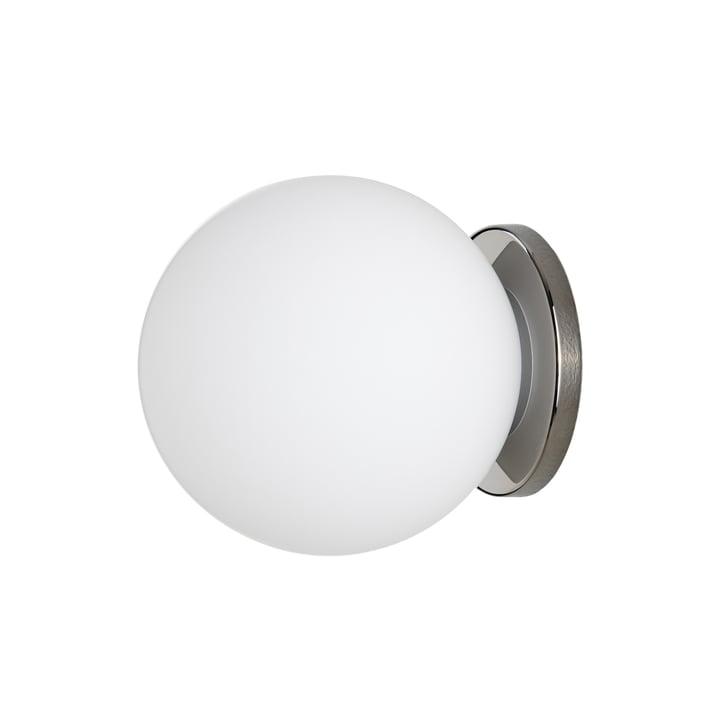 Pallina væg / loftslampe fra FontanaArte i blank sort