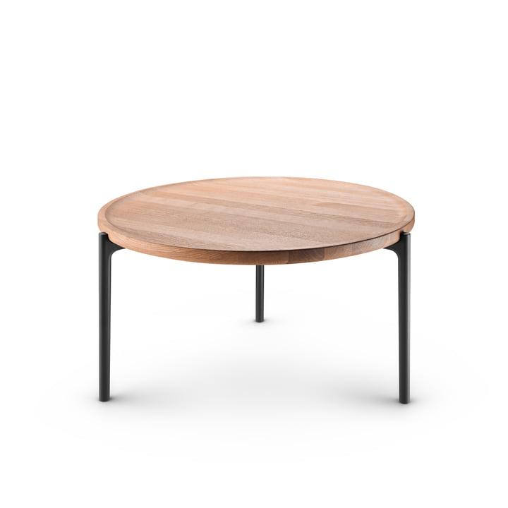Savoye sofabord Ø 60 cm af Eva Solo i naturlige eg / sort