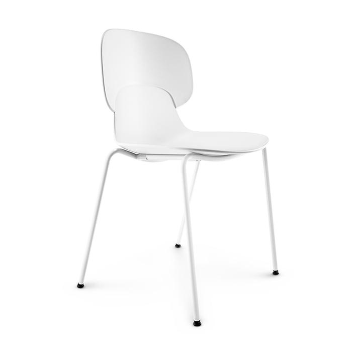 Combo stol af Eva Solo i hvid
