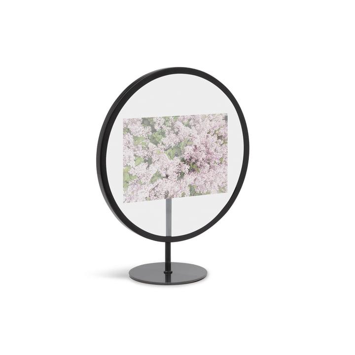 Infinity-billedramme 10 x 15 cm fra Umbra i sort