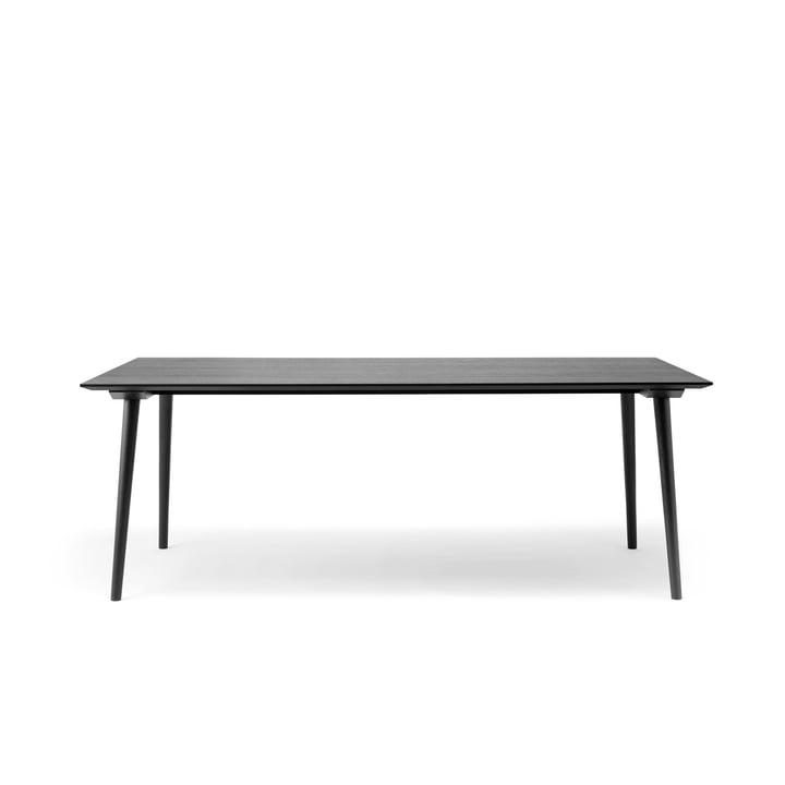 I Mellem bord SK5 90 x 200 cm efter & tradition malet i eg sort
