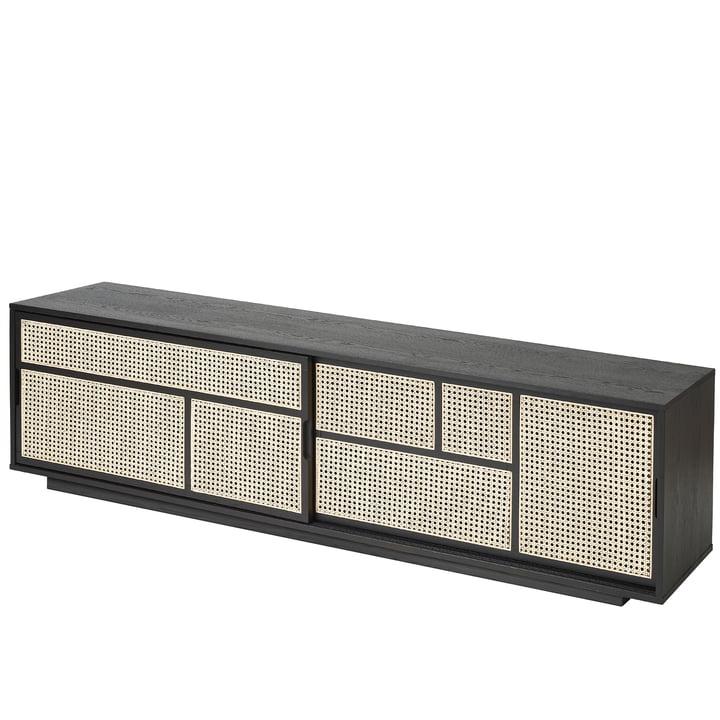 Air skænk / tv-konsol af Design House Stockholm i sort