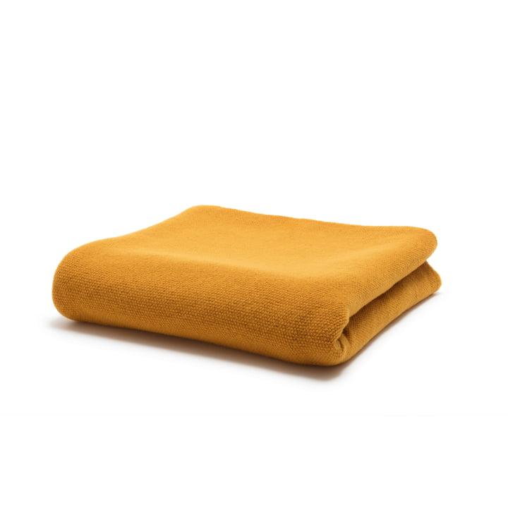 190 Plaid 200 x 130 cm freestyle i curry gul