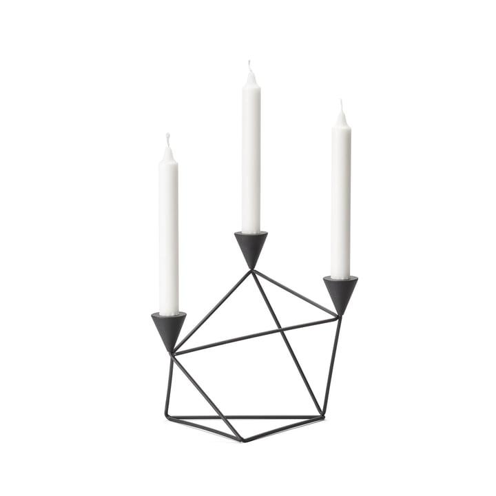 Pythagoras lysestage af Design House Stockholm i sort