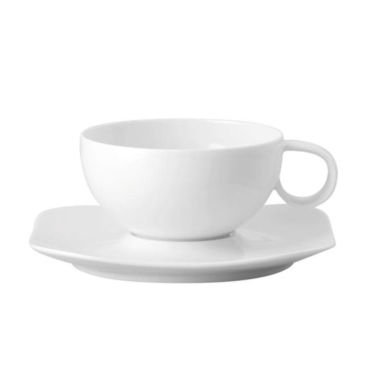 Gratis Spirit Teacup fra Rosenthal i hvid (2 stk.)