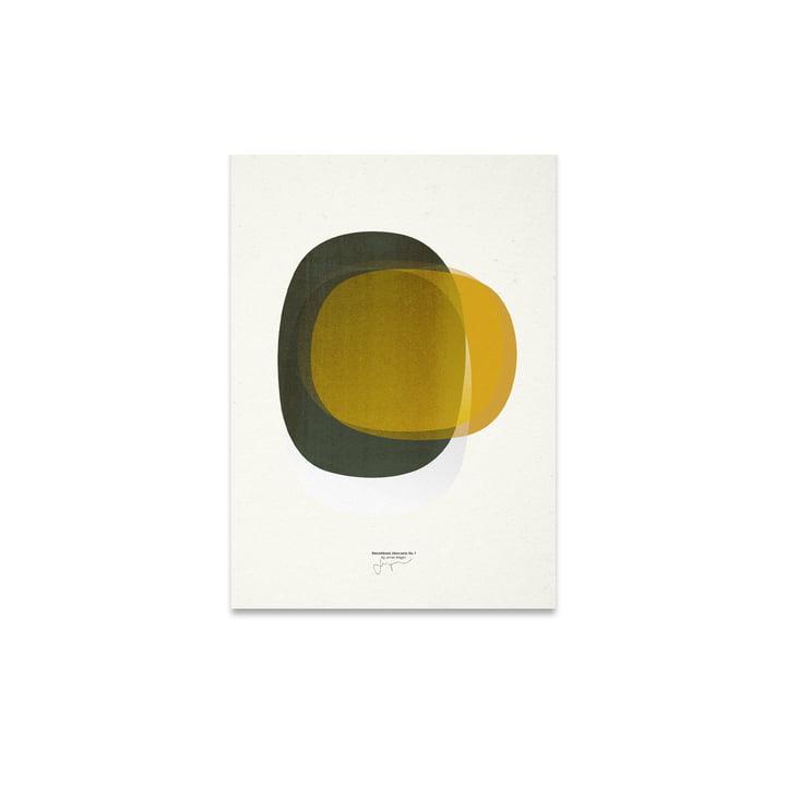 Sketchbook Abstracts 01 30 x 40 cm af Paper Collective