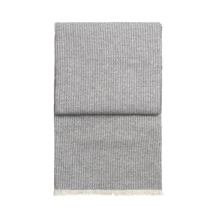 Tegl tæppe, hvid / lys grå / grå fra Elvang