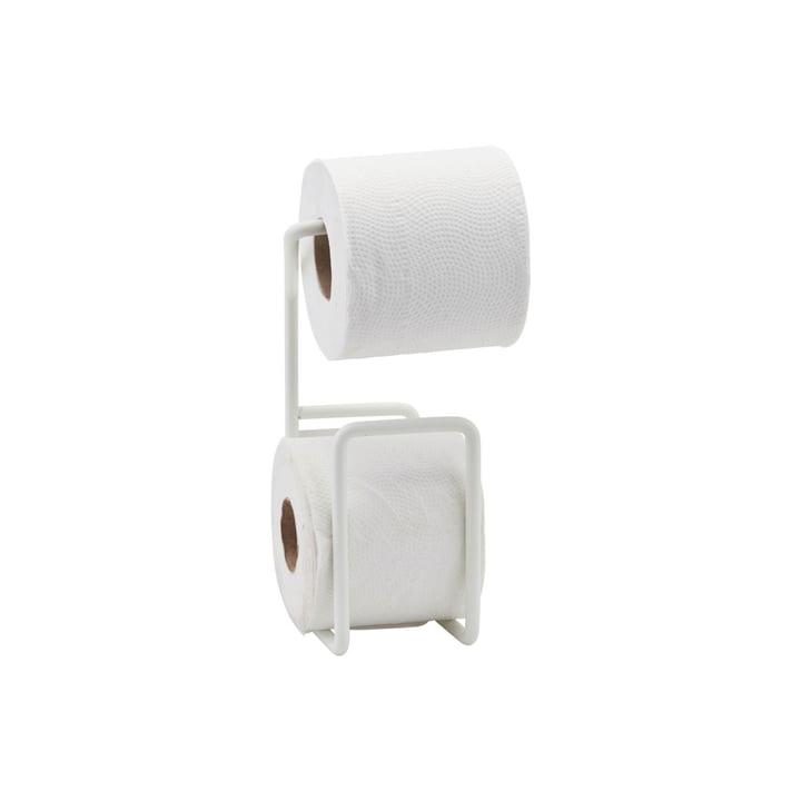 Via toiletpapirholder, hvid fra House Doctor
