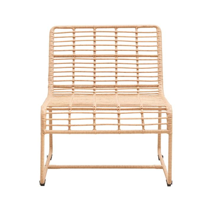 Oluf Lounge stol, naturlig af House Doctor