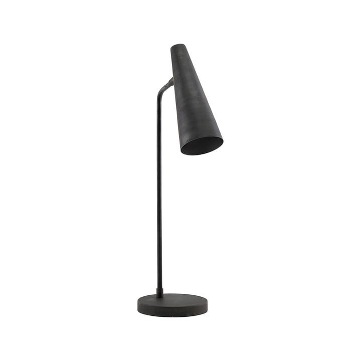 Præcis bordlampe H 52 cm af House Doctor i sort