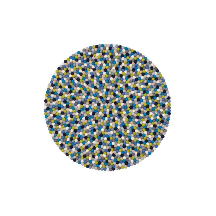 Fritz filtkugletæppet Ø 70 cm fra myfelt