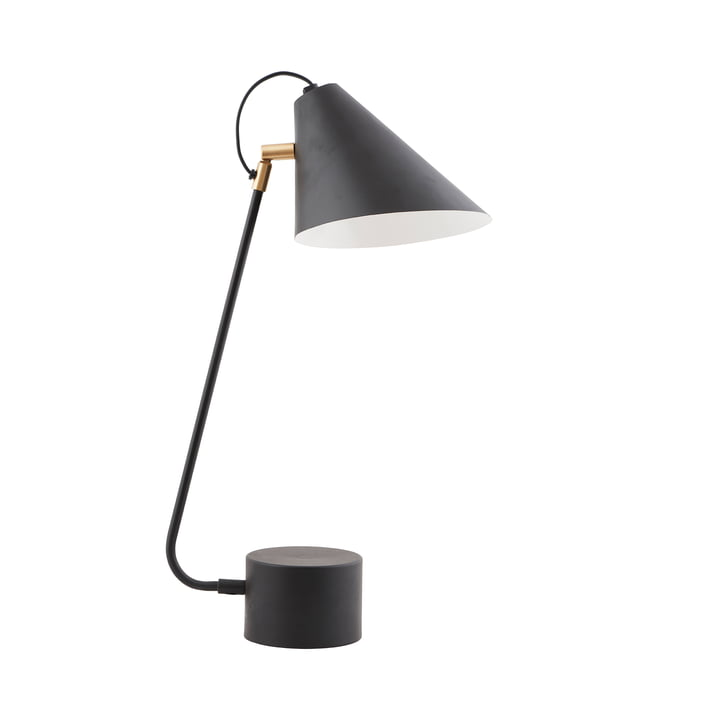 Club bordlampe H 54 cm fra House Doctor i sort