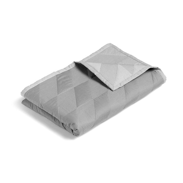 Kite sengetæppe, grå af Hay