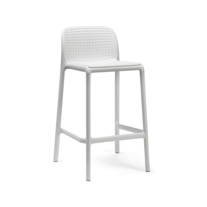 Lido Mini barstol, hvid af Nardi