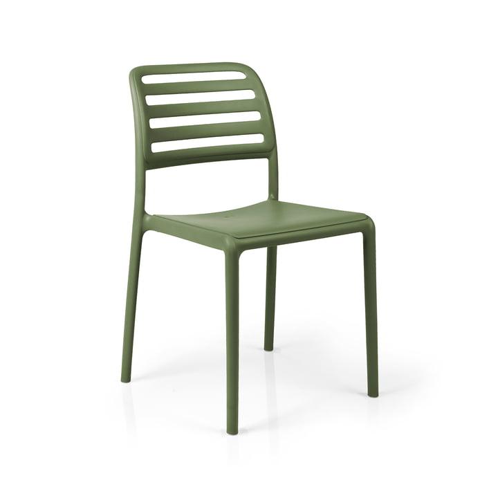 Costa Bistrot stol, agave af Nardi