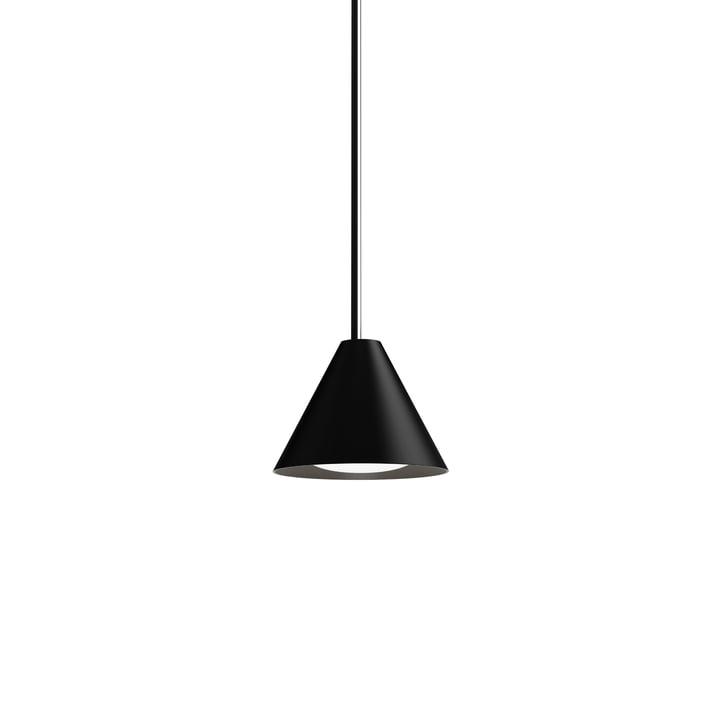 Keglen LED pendellampe Ø 175 mm af Louis Poulsen i sort