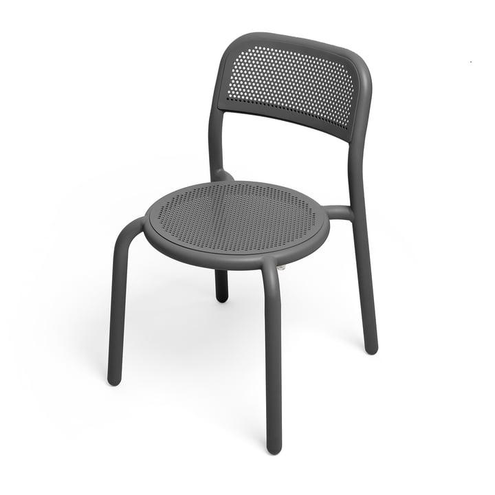 Toní-stol af Fatboy i farve antracit