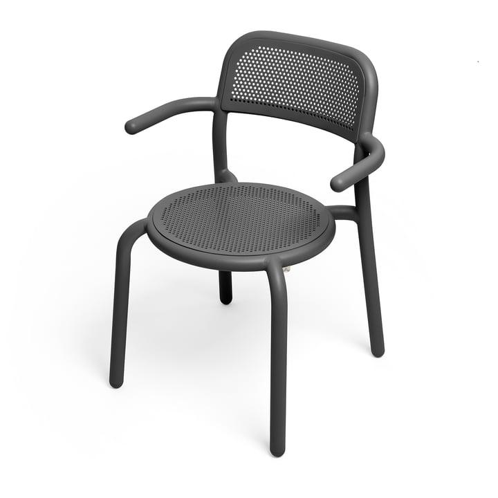 Toní lænestolen fra Fatboy i antracit