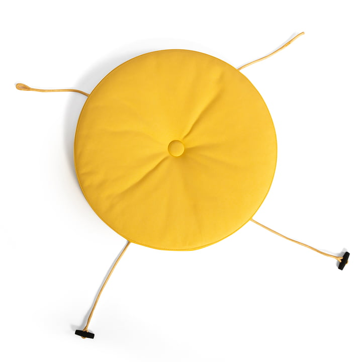 Sædehynde til Toní-stol i solskinsgult