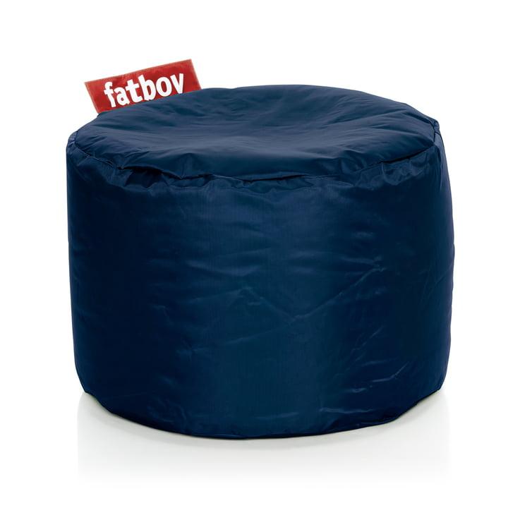 Point skammel af Fatboy i blåt